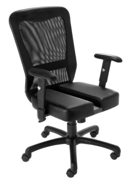 Reduce Back Pain with a Chair