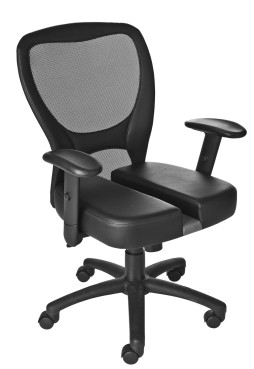 Chair for pelvic pain