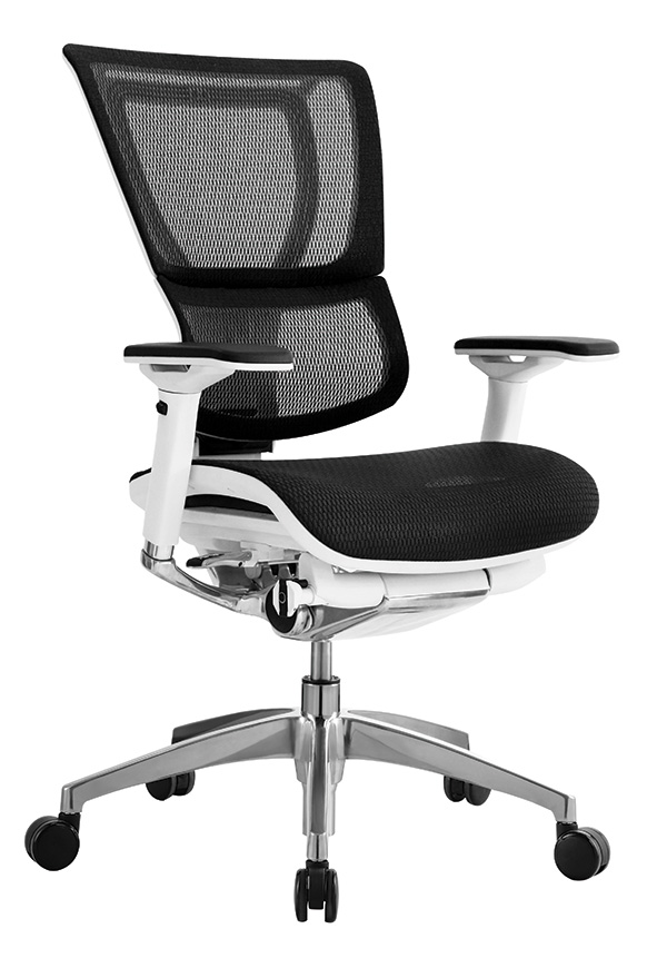 Raynor Eurotech IOO Chair White Frame