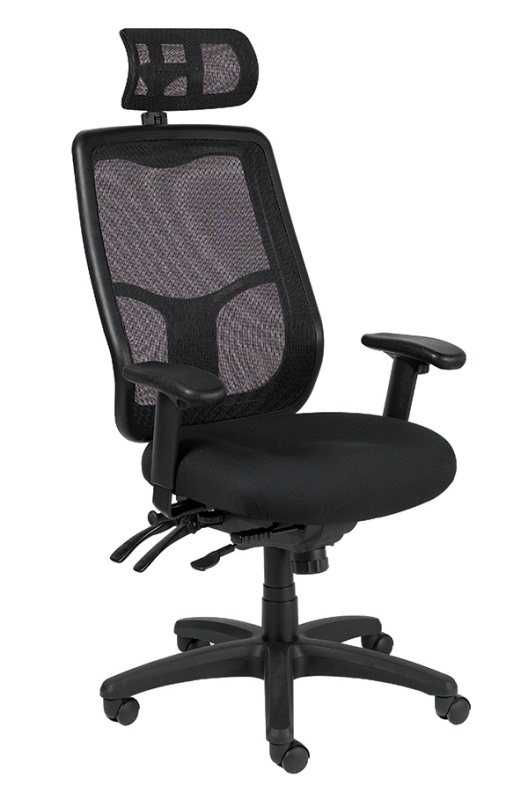 Eurotech MFHB9SL Apollo Multi-Function With Head Rest